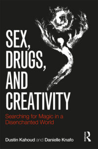 book cover of sex drugs and creativity