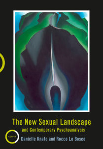 Book cover for The New Sexual Landscape and Contemporary Psychoanalysis